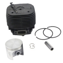 Aftermarket Stihl 070 090 Cylinder Piston Kit 66mm WIth Pin Ring Circlip Chainsaw 1106 020 1211