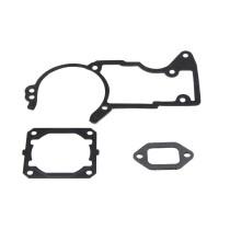Aftermarket Stihl 044 MS440 Chainsaw Crankcase Cylinder Muffler Gasket 1128 029 0500, 1128 029 2301, 1125 149 0601