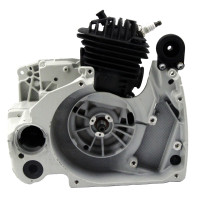 Aftermarket Stihl 044 ms440 Engine Motor With 52mm Big Bore Cylinder Piston Kit Crankcase Crankshaft