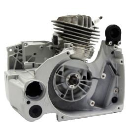 Aftermarket Stihl 044 ms440 Kettensägenmotor Motor mit Zylinderkolbensatz Kurbelwelle 1128 020 2136, 1128 020 2122
