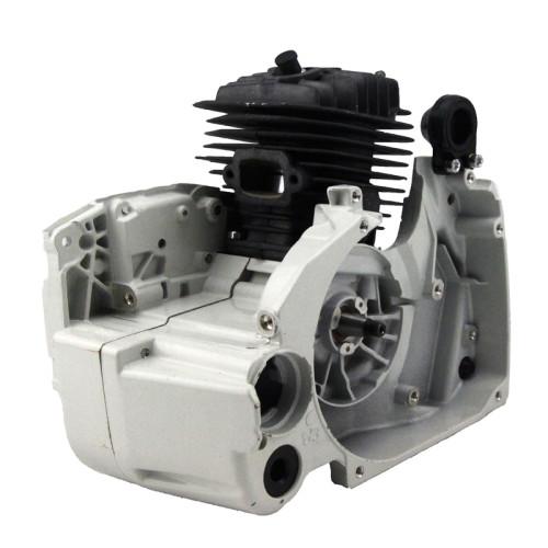 Aftermarket Stihl 044 ms440 Engine Motor With 52mm Big Bore Cylinder Piston Kit Crankcase Crankshaft