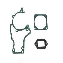Aftermarket Stihl MS380 MS381 038 Chainsaw Crankcase cylinder muffler Gasket Set 1119 029 0500, 1119 029 2302, 1125 149 0601