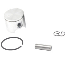 46MM Piston For Husqvarna 55 55 Rancher EPA With Ring Pin Circlip Chainsaw 503 16 91-71