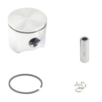 45MM Piston For Husqvarna 51 With Ring Pin Circlip Chainsaw 503 16 77 01