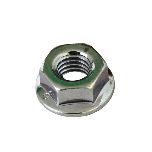 Flywheel Hexagon Nut M8 For Stihl FS120 FS200 FS250 FS300 FS350 FS450 FS480 Trimmer 024 041 Chainsaw TS350 TS400 TS410 TS420 TS460 TS480i Concrete Saw Partner P55 P70 P100 OEM# 9220 260 1100