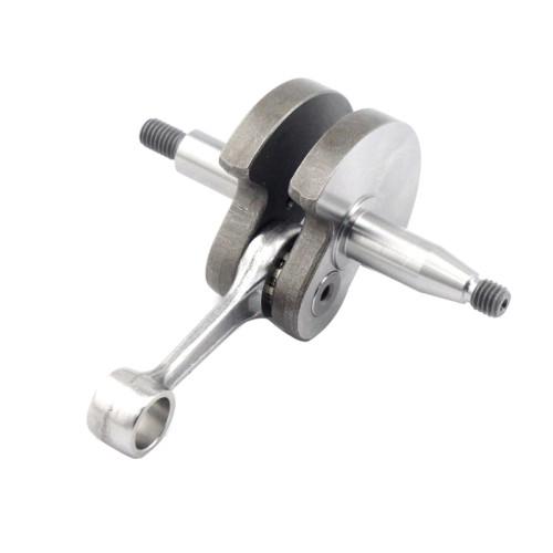 Crankshaft For Stihl FS120 FS200 FS250 Brush Cutter Trimmer Crank OEM# 4134 030 0400