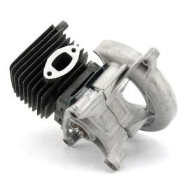 Motor Motor mit Kurbelgehäusekolben Kurbelwelle für Stihl HS81 HS81R HS86 HS86R HS81T Heckenschere