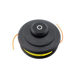 Trimmer Head Compatible with Stihl FS120 FS200 FS250 Brush Cutter Trimmer Nylon Cutter Compatible with Chinese Brand Brush cutter