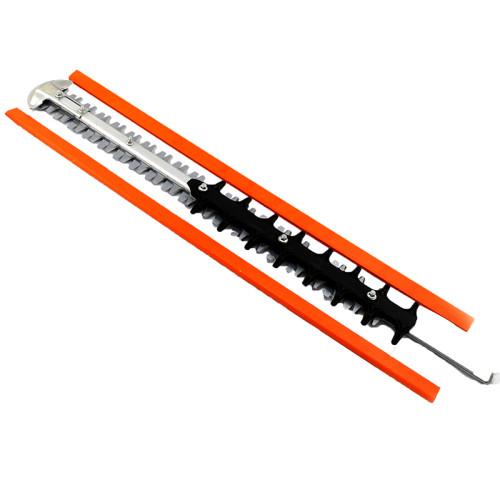 Blade Set For Stihl  HS81 HS81R HS81RC HS81TC HS81T Hedge Trimmer 600MM OEM# 4237 710 5901