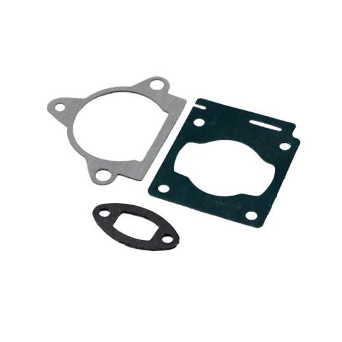Gasket Set For Stihl HS81R HS81RC HS81T HS81TC HS86R HS86T Hedge Trimmers Crankcase Cylinder Muffler Gasket OEM# 4237 029 2300, 4140 149 0602