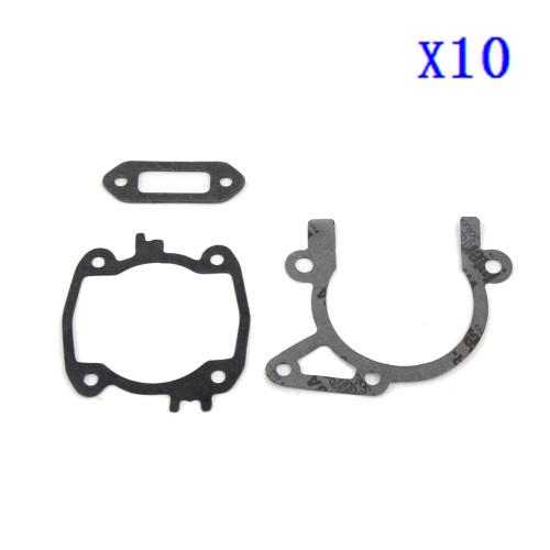 Aftermarket Stihl TS410 TS420 Concrete Cutquik  Cut-Off Saw Crankcase Cylinder Muffler Gasket Set 4238 029 0500, 4238 029 2300, 4238 149 0600