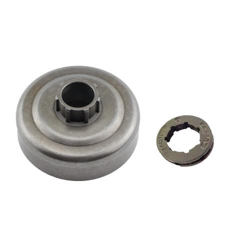 Aftermarket Stihl 08 08S 07S Chain Sprocket Clutch Drum WT.404 -7 Rim OEM 1108 640 2025 Chainsaw