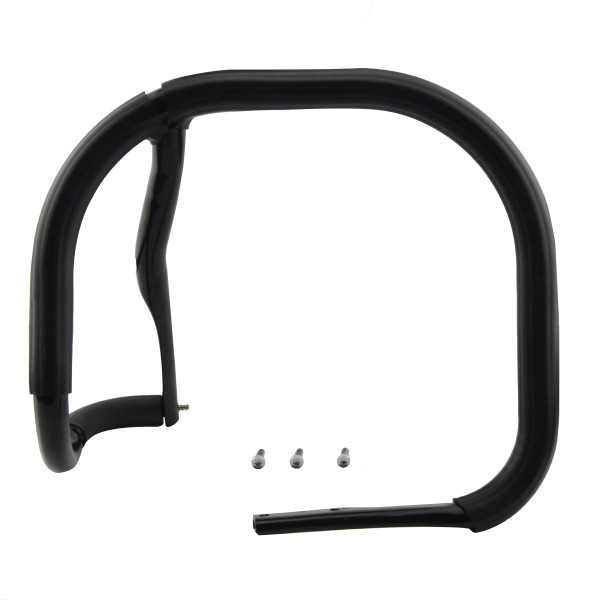 Aftermarket Stihl MS660 MS650 MS640 066 065 064 Chainsaw Wrap Handle Bar Handlebar With Elbow Connector And Screws 1122 790 3611 1122 791 5501