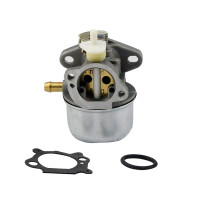 Carburador Briggs & Stratton 497586 499059 Part 14112 Junta e bujão Carb