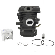 37MM Cylinder Piston Kit for Stihl Chainsaw MS192T MS192TC MS192T-Z 1137 020 1203, 1137 020 1201