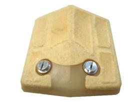 Limpador de filtro de ar de motosserra compatível com Husqvarna 61 66 181 266 281 288 501 80 71-05