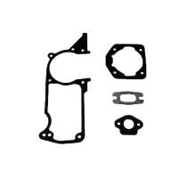 Gasket Set For Husqvarna 51 55 Chainsaw Crankcase Cylinder Muffler Carburetor Gasket OEM# 501761802