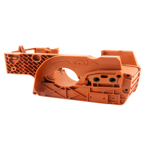 Crankcase Ass.For Husqvarna 137 142 Chainsaw Engine Housing Crankcase Oil Tank OEM 530071991