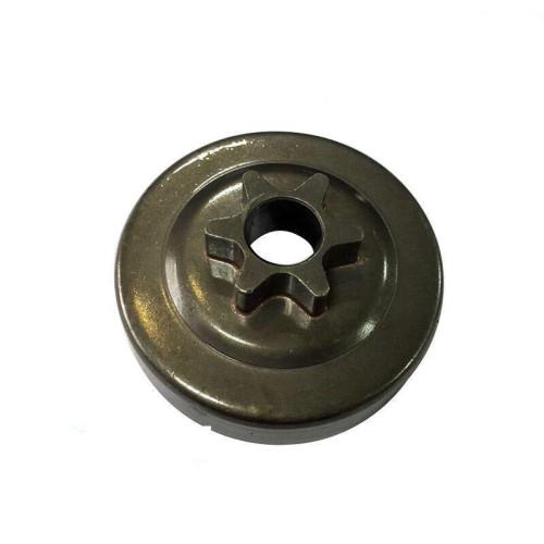 3/8 -6T Clutch Drum For Husqvarna 36 41 136 137 141 142 Chainsaw Chain Sprocket OEM# 530047061