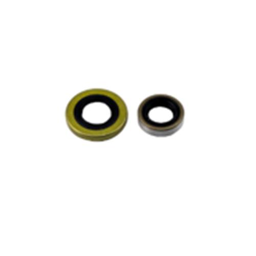 Seal Seals For Stihl FS550 028 SR420 15X30X4mm 13X22X5mm String trimmer # 9640 003 1600   9640 003 1340
