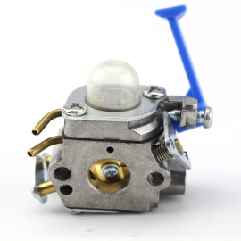 Zama C1Q-W40A Carburatore per Husqvarna 124L 124C 125C 125E 125L 125LD 128C 128L 128LD 128R 128CD 128LDX 128DJX Motosega OEM # 545 08-18-48, 545 13 00-01