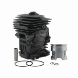 44mm Cylinder Piston Kit Compatible with Stihl MS251 Chainsaw 1143 020 1207