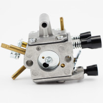 Carburetor Compatible with Stihl FS120 FS200 FS250 FS300 FS350 FS380 HT250 BT120 BT121 120C HT250 Trimmer Weedeater Brush Cutter Carb Carby OEM# 4134 120 0603