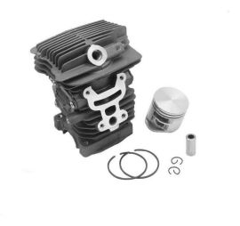 38MM BORE CYLINDER PISTON KIT Compatible with STIHL MS171 MS181 MS181C MS211 Chainsaw Replace OEM# 1139 020 1201