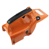 Top Shroud Cover For Stihl TS400 Concrete Cut Off Saw 4223 080 1605 With Handle Moulding Grommet Assy