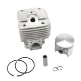 49MM Cylinder Piston Kit Compatible with Stihl TS350 TS360 08S 4201 020 1200