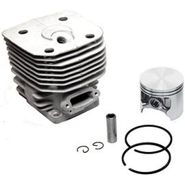 Kit de piston de cylindre 60MM pour partenaire K1260 Scies de tronçonnage Husqvarna OEM 576 27 00 03