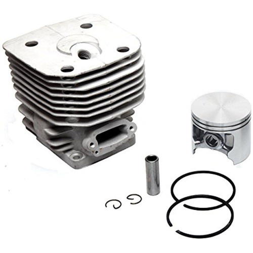 60MM Cylinder Piston Kit For Partner K1260 Husqvarna Cut-Off Saws OEM 576 27 00 03