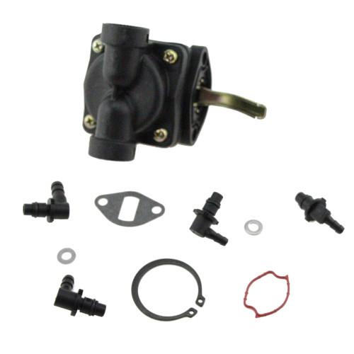 Fuel Pump For John Deere AM134269 Gravely 38789 Kohler K241 K341 M10 M12 Engine 47 393 19-S, 47 559 01-S, 47 559 03, 47 559 04-S, 47 559 05-S, 47 559 11-S, A-236205-S