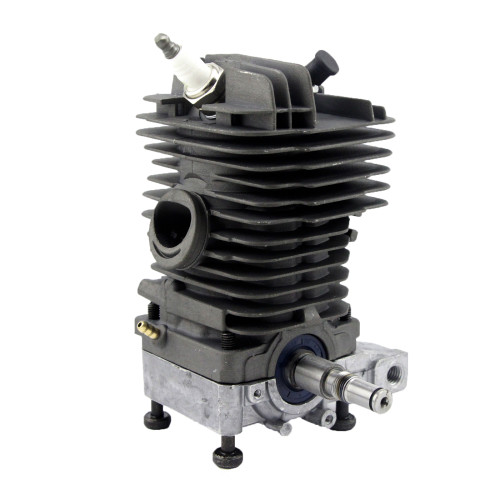 Aftermarket Stihl 029 MS290 039 MS390 MS310 Chainsaw Engine Motor 49MM Cylinder Piston Crankshaft Assembly with decompression hole Replace# 1127 020 1216, 1127 030 0402, 1127 021 2500