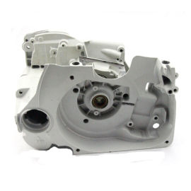 Crankcase Engine Housing Crank Compatible with Stihl MS341 MS361 Chainsaw 1135 020 2601 1135 020 2913 With Bearing Gasket