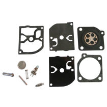 New ZAMA RB-39 Carb Carburetor Diaphragm Rebuild Repair Kit Fit John Deere/Homelite 250 Chainsaw HBC-40 McCulloch 3200 3210 3214 3216 3516 225 3505 3805 3818