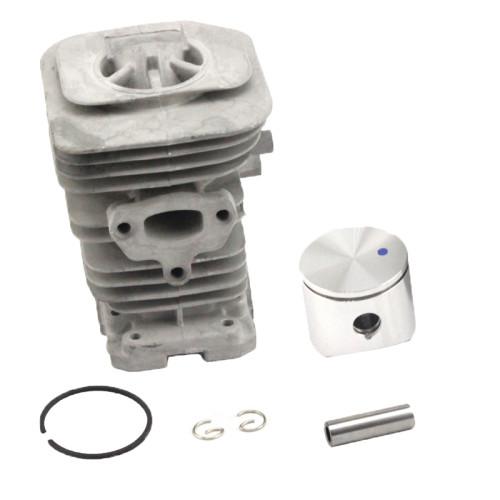 Husqvarna 136 137 141 142 40MM Cylinder Piston WT Ring Pin Circlip OEM# 530 06 99 41