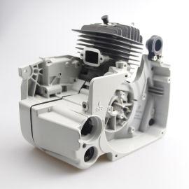 NOVO MOTOR DE MOTOR WT 52MM CILINDRO CILINDRO CILINDRO CAIXA DE VIRAGEM Compatível com STIHL MS460 046 SERRA DE CORRENTE REP # 1128 120 1217