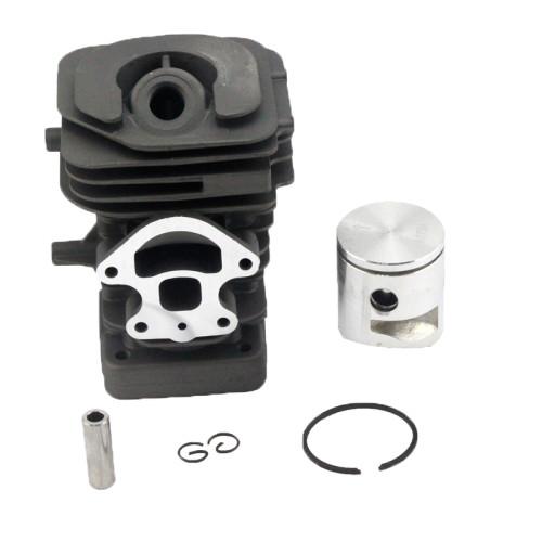 Husqvarna  235 236 236E 240 240E 39MM Cylinder Piston WT Ring Pin Circlip OEM# 545 05 04 17