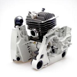 Motor Motor WT 54mm Big Bore Zylinder Kolben Kurbelwelle Kurbelgehäuse für STIHL MS460 046 Kettensäge Rep. Nr. 1128 020 1221