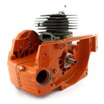 Husqvarna 362 365 371 372 372xp chainsaw engine motor cylinder piston crankshaft crankcase