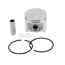 Husqvarna 362 365 372 372XP 52MM Big Bore Piston Kit WT Ring Pin Circlip