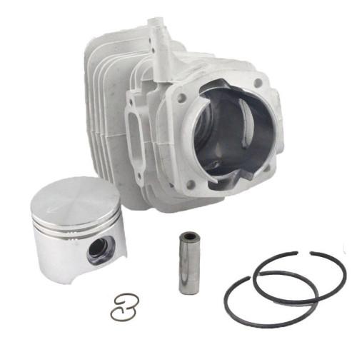 Husqvarna Partner K650 K700 50MM Cylinder Piston WT Ring Pin Circlip OEM# 506 09 92 12