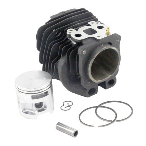 Aftermarket Husqvarna 570 575 575XP 51MM Cylinder Piston WT Ring Pin Circlip OEM# 537 25 41 02