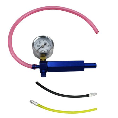 Holzfforma® Carb Carburetor Leak Detector Pressure Test Gauge Walbro 57-21 Stens 705-020