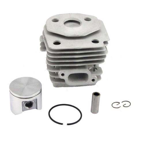 Husqvarna 357 359 47MM Cylinder Piston WT Ring Pin Circlip OEM# 537 15 73 02