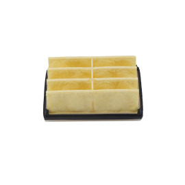 Chainsaw Air Filter Compatible with Husqvarna 261 262 268 272 394 OEM# 503 44 72-03