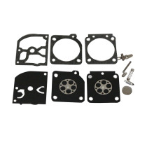 ZAMA RB-69 Carb Repair Gasket Kit for Stihl MS200T MS192T MS191 020 020T Husqvarna 113LD 123C 123L 322L 323L 325L 326L 325HS R13185 OEM 531004553