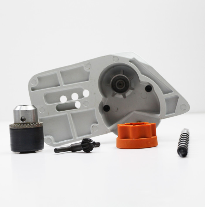 One set of Drill Kit For STIHL 017 018 021 023 025 MS170 MS180 MS210 MS230 MS250 With 6 Tooth Sprocket Drum