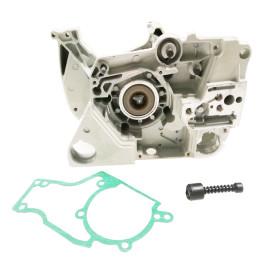 Conjunto da tampa do alojamento do motor do cárter para Stihl MS380 MS381 motosserra # 1125 020 2120